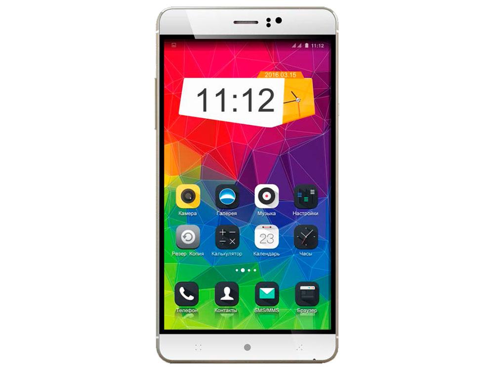 Смартфон RoverPhone Evo 6.0 gold (GPB07565) 6