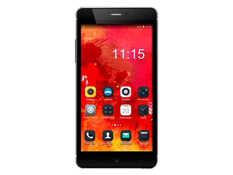 Смартфон RoverPhone Evo 6.0 gray-black (GPB07564) 6