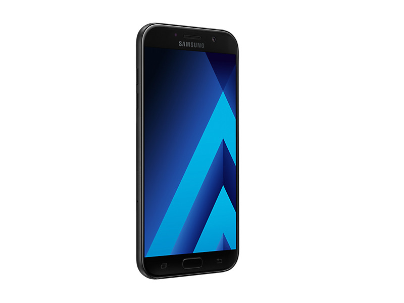 Смартфон Samsung Galaxy A7 (2017) SM-A720F черный