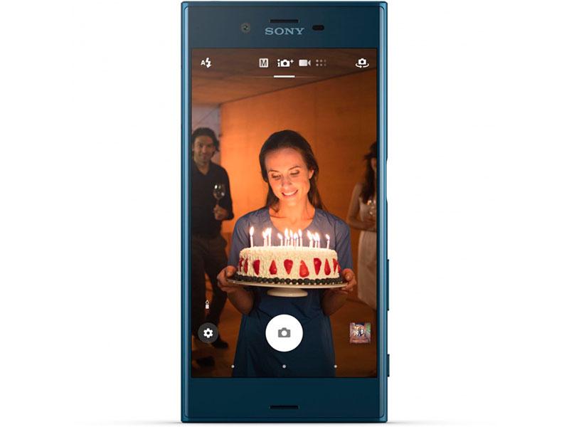 Смартфон SONY Xperia XZ ночное небо 5.2 32 Гб NFC LTE Wi-Fi GPS 3G F8331 смартфон sony xperia xa1 ultra dual