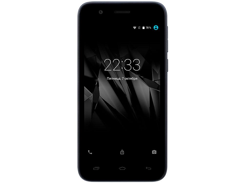 Смартфон Micromax Q346 Lite Grey 4.5