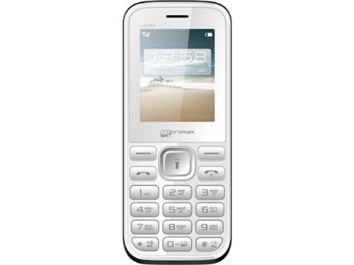 Мобильный телефон Micromax X2050 белый 2