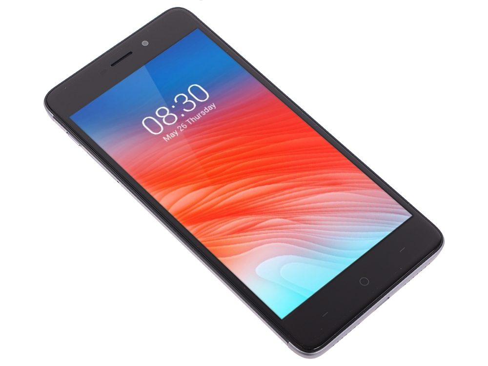 Смартфон Neffos X1 (TP902A24RU) Grey MediaTek MT6755/2 Гб/16 Гб/5 (1280x720)/DualSim/3G/4G/BT/Android 6.0 круг на шею для купания roxy kids flipper цвет голубой