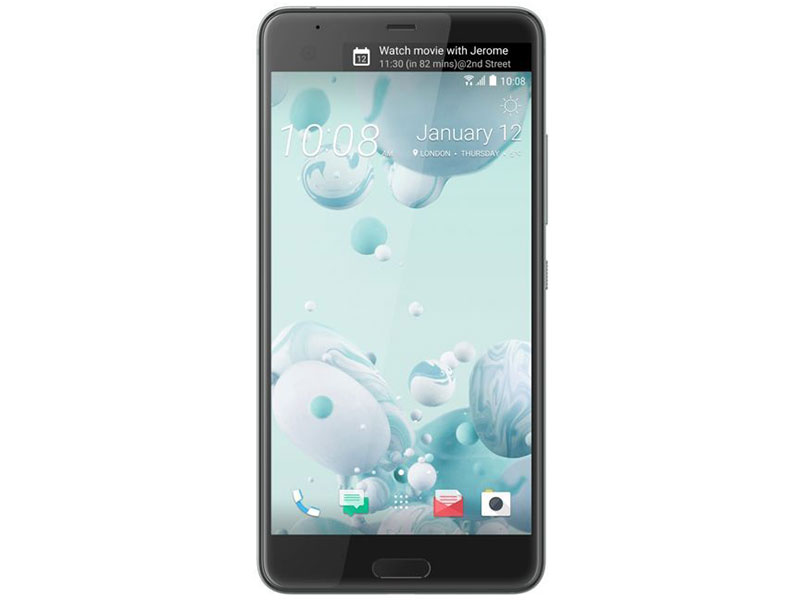 Смартфон HTC U Ultra White Qualcomm Snapdragon 821/4 Гб/64 Гб/5.7 2560x1440/12Mp+16Mp/DualSim/3G/LTE/BT/Android 7.0 смартфон htc u11 64gb sapphire blue qualcomm snapdragon 835 4 гб 64 гб 5 5 2560x1440 12mp 16mp dualsim 3g lte bt android 7 1