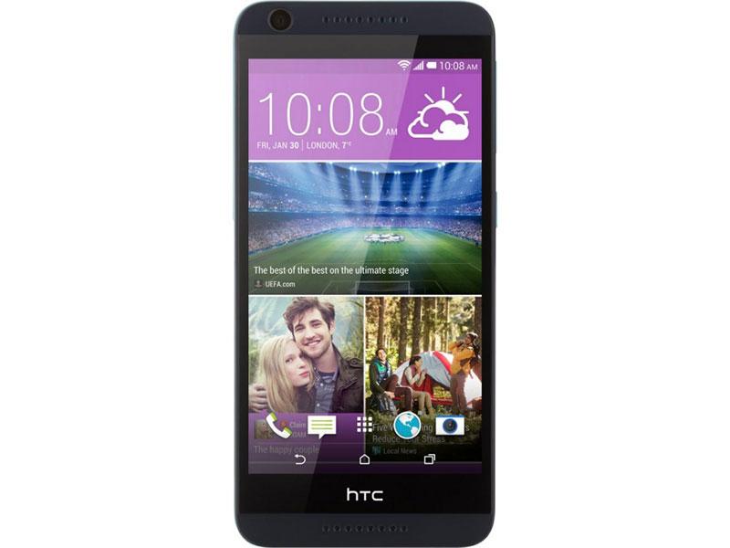 Смартфон HTC Desire 626G Dual синий MediaTek MT6592/2 Гб/8 Гб/ 5 (1280x720)/13Mpix/DualSIM/3G/Android 4 htc desire 526g dual sim blue white