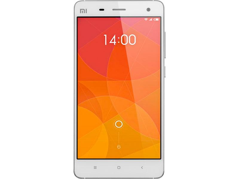 Смартфон Xiaomi Mi4 белый 5