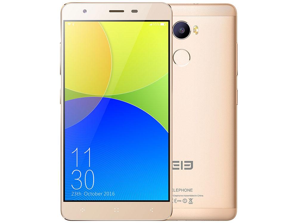 Смартфон Elephone C1 золотистый 5.5 16 Гб LTE Wi-Fi GPS 3G C1_2GB_16GB_Gold