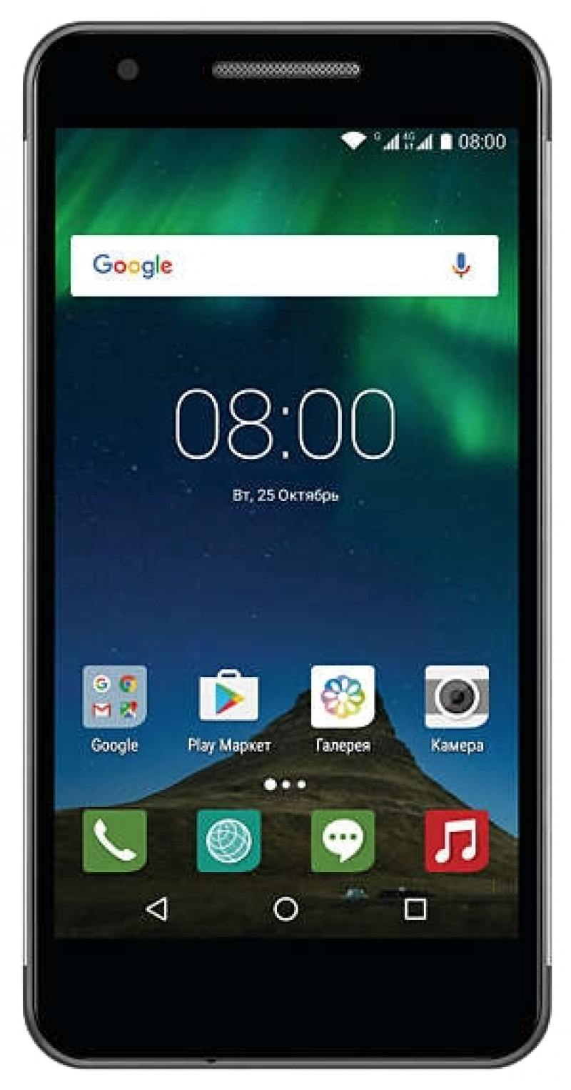 Смартфон Philips X588 Black MediaTek MT6750 (1.5)/32 Gb/3 Gb/5 (1280x720)/DualSim/3G/4G/BT/Android 6.0 смартфон digma hit q500 3g ht5035pg gold spreadtrum sc7731c 1 3 8 gb 1 gb 5 854x480 dualsim 3g bt android 7 0