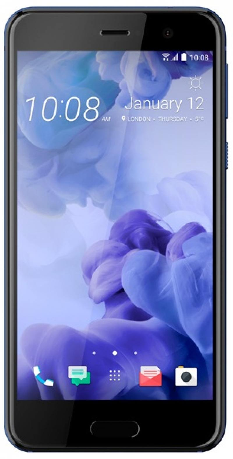 Смартфон HTC U Play EEA Sapphire Blue, 5.2'' 1920x1080, 2.2GHz, 8 Core, 4GB RAM, 64GB, up to 2TB fla смартфоны htc смартфон desire 630 ds eea
