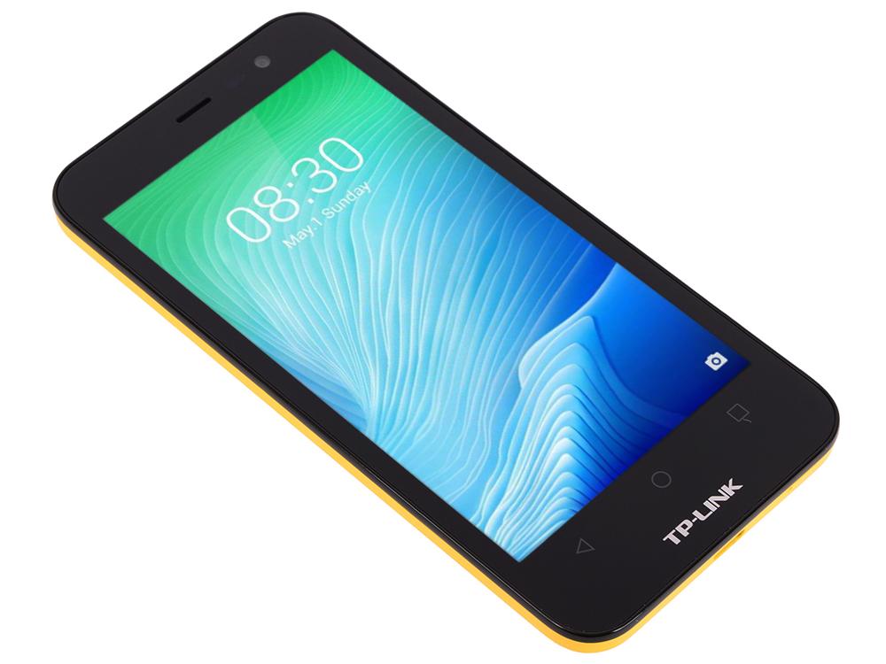 Смартфон Neffos Y50 Sunshine Yellow Qualcomm Snapdragon 210/1 Гб/8 Гб/4.5