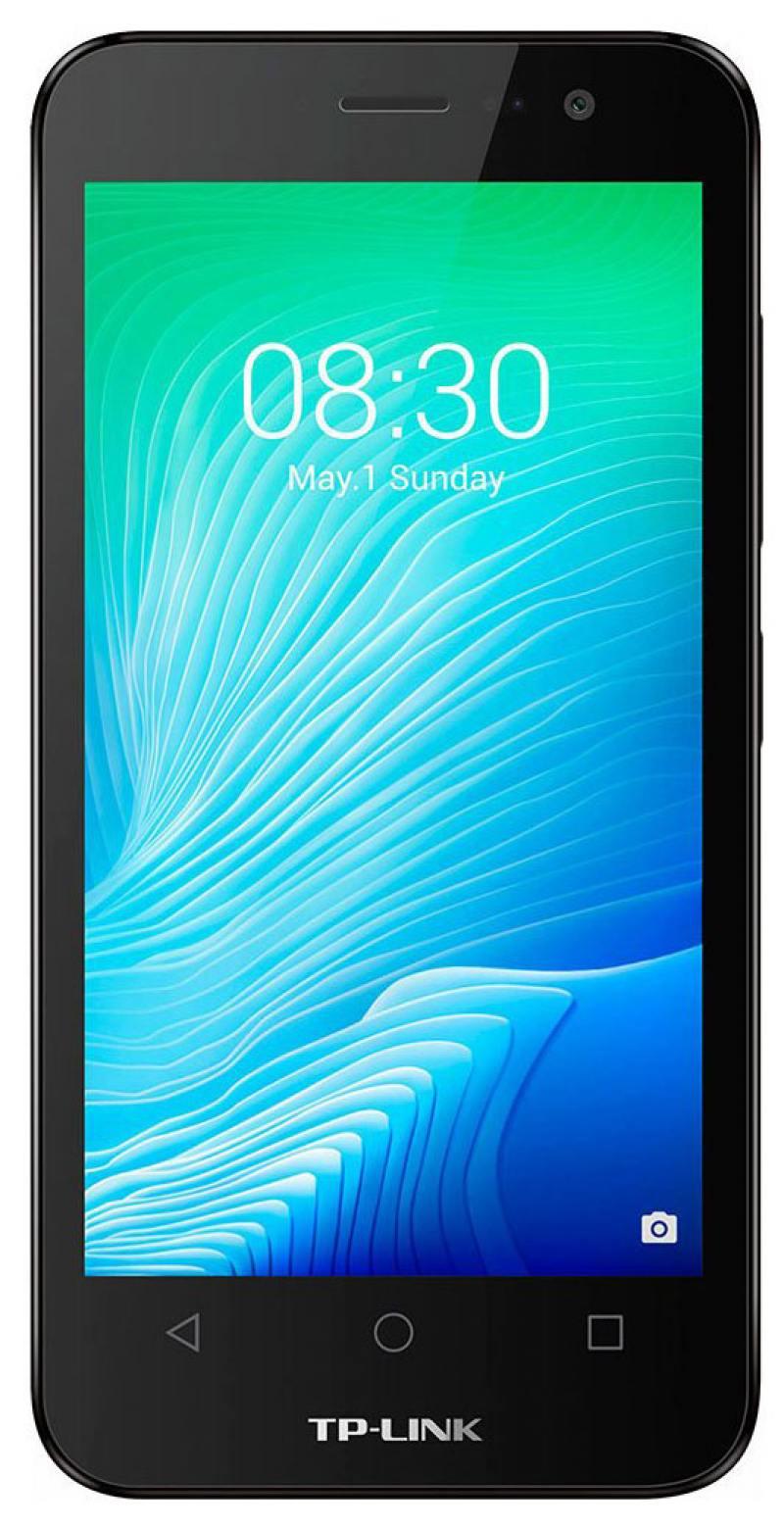 Смартфон Neffos Y50 Dark Grey Qualcomm Snapdragon 210/1 Гб/8 Гб/4.5