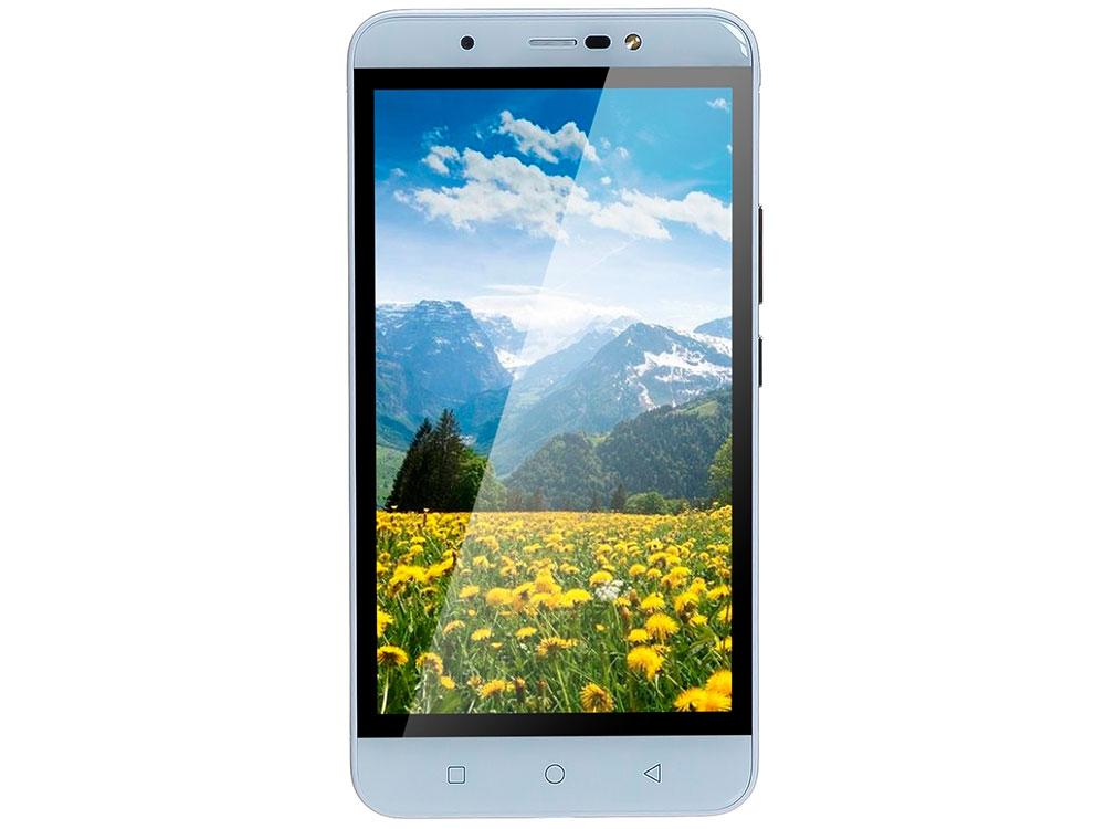 Смартфон Micromax Q398 Silver 5.5