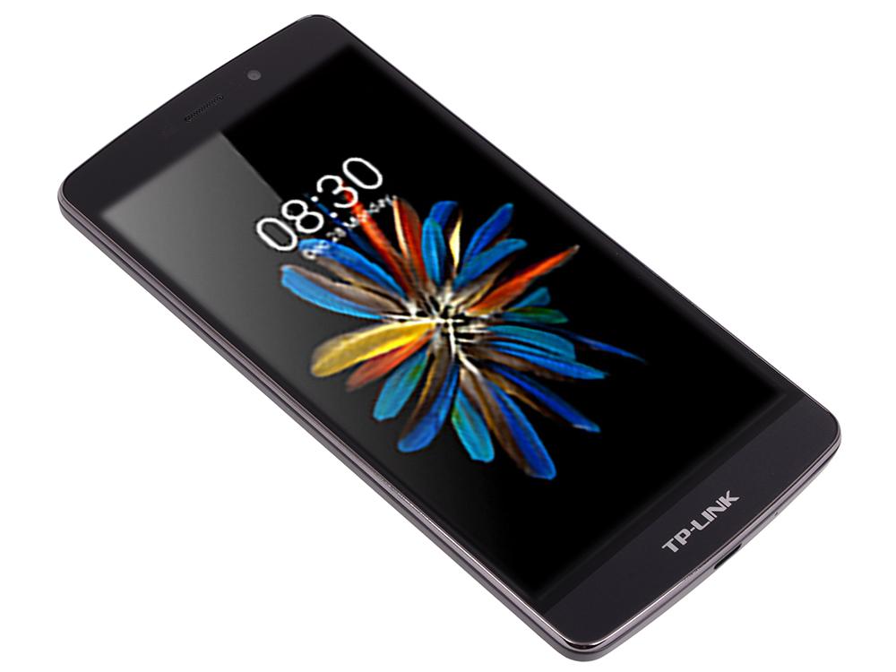 Смартфон Neffos C5 MAX (TP702A24RU) Grey MediaTek MT6753/2 Гб/16 Гб/5.5