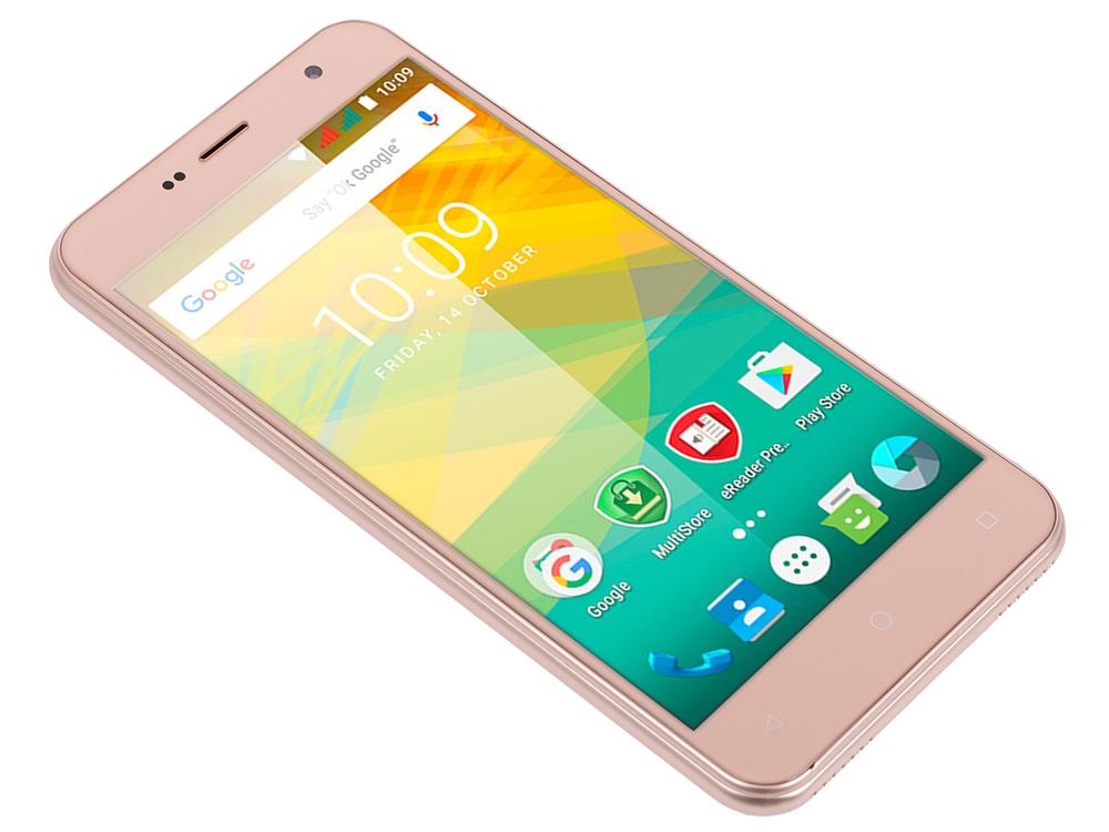 Смартфон Prestigio Muze B3 (PSP3512DUOGOLD) Dual sim 5.0