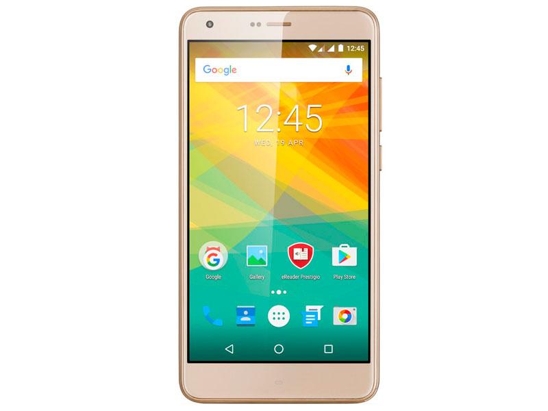 Смартфон Prestigio Grace S7 (PSP7551DUOBLACK) LTE Dual sim 5.5
