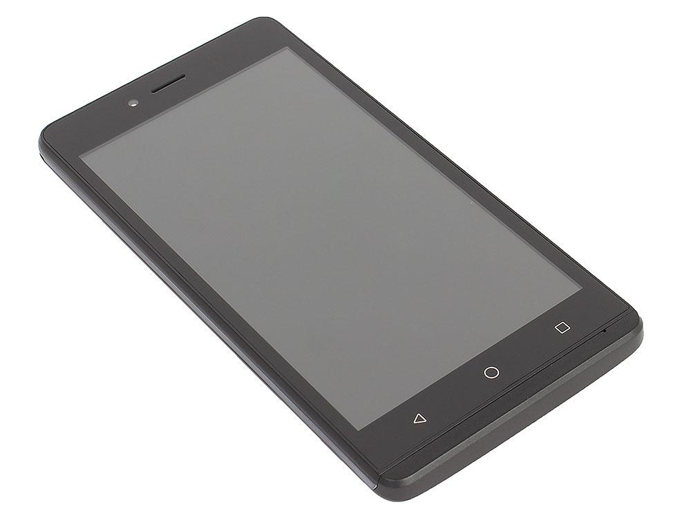 Смартфон Micromax Q354 черный 5 8 Гб Wi-Fi GPS 3G смартфон micromax a107 серый 4 5 8 гб wi fi gps 3g