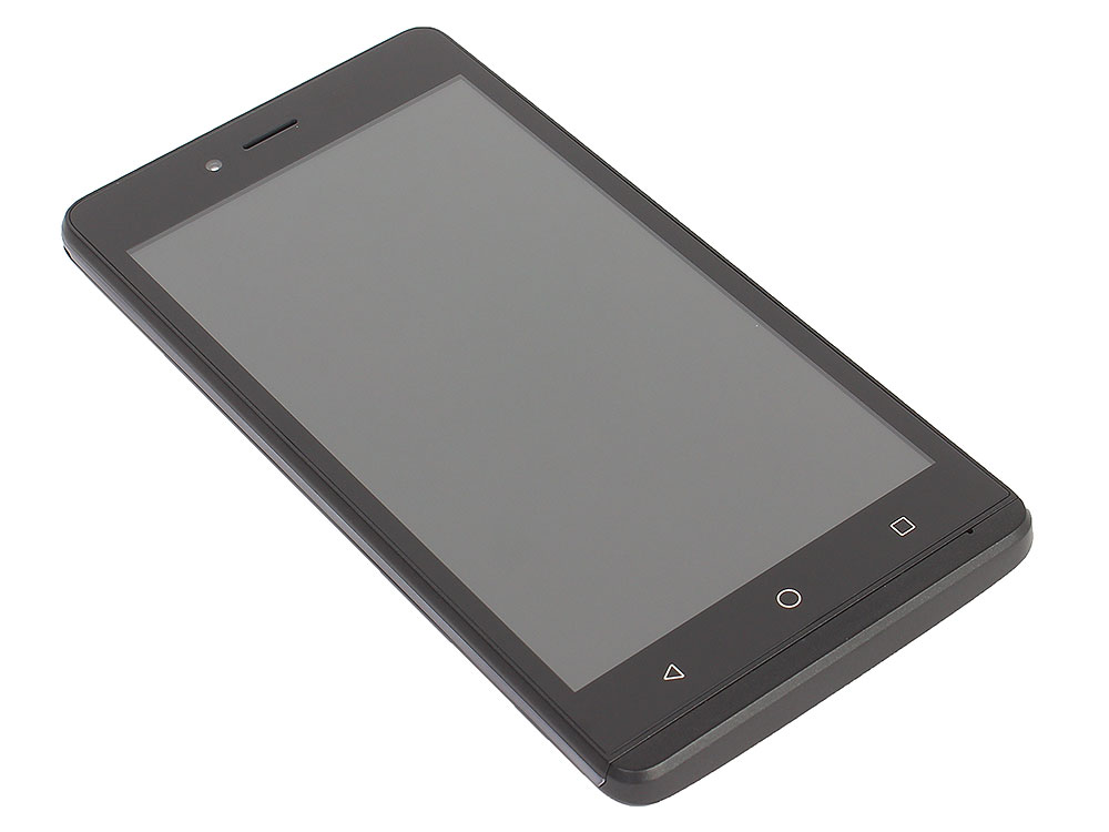 Смартфон Micromax Q354 черный 5 8 Гб Wi-Fi GPS 3G смартфон micromax bolt q346 lite 3g 8gb blue