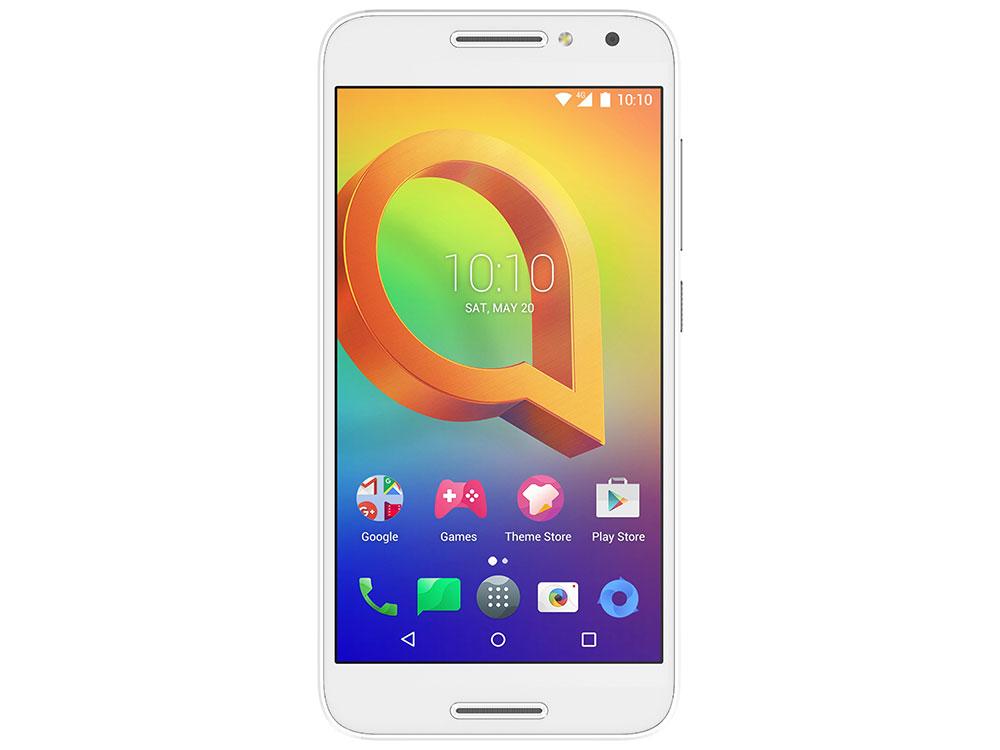 Смартфон Alcatel A3 5046D Белый MediaTek MT6737/2 Гб/16 Гб/5