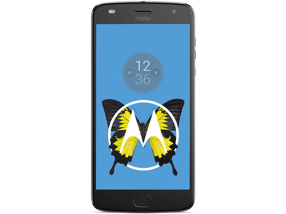 Смартфон Motorola MOTO Z2 Play XT1710 Lunar Grey 5.5 FullHD/1920х1080/Qualcomm Snapdragon 626/4GB/64GB/Dual SIM/SD/LTE/WiFi/BT/12MP/Fingerprint Sens [hk stock] bluboo s8 4gb 64gb dual rear cameras fingerprint identification 6 0 inch android 7 0 mtk6750t octa core up to 1 5ghz network 4g dual sim black