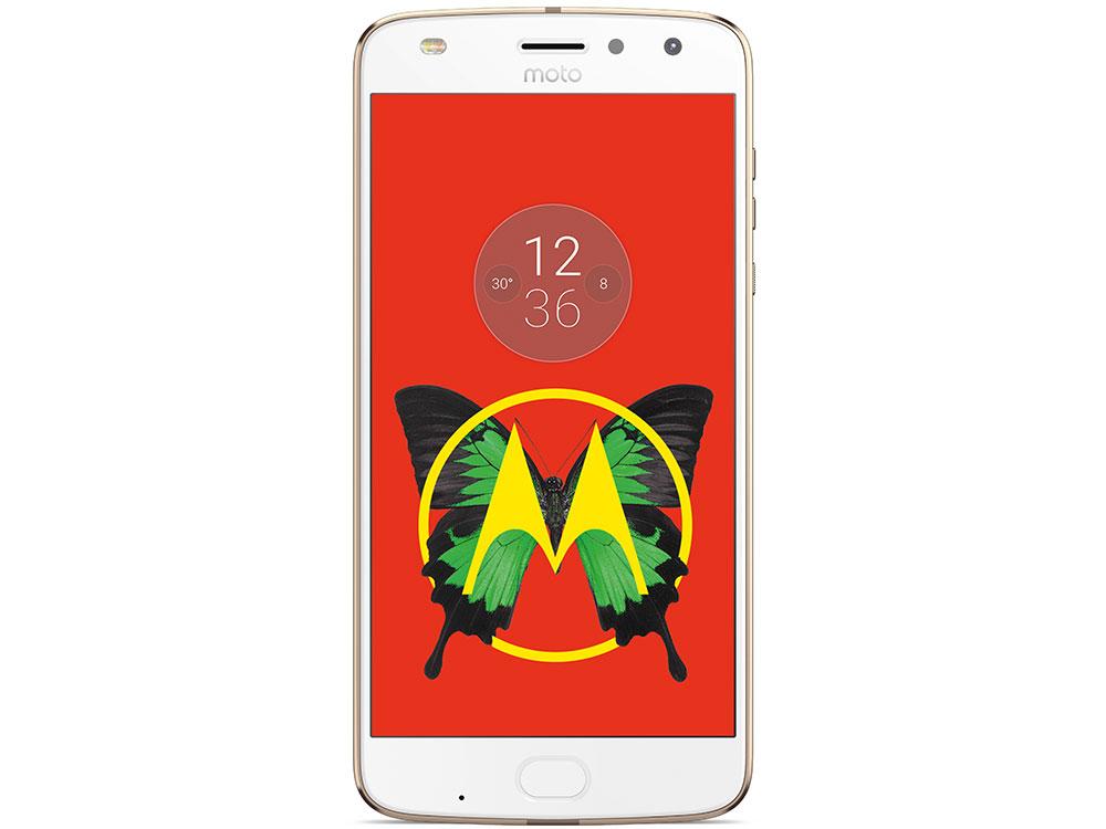 Смартфон Motorola MOTO Z2 Play XT1710 Fine Gold (SM4481AJ1U1) Qualcomm Snapdragon 626/4GB/64GB/5.5 1920х1080/Dual SIM/SD/LTE/WiFi/BT/12MP/Fingerprint/Android 7.1 moto e4 plus xt1771 fine gold