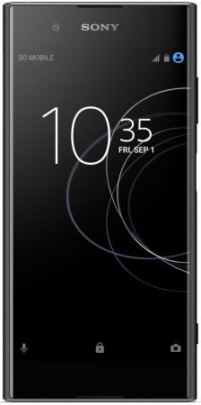 Смартфон Sony Xperia XA1 Dual G3112 Black смартфон sony xperia xa1 ultra dual black g3212