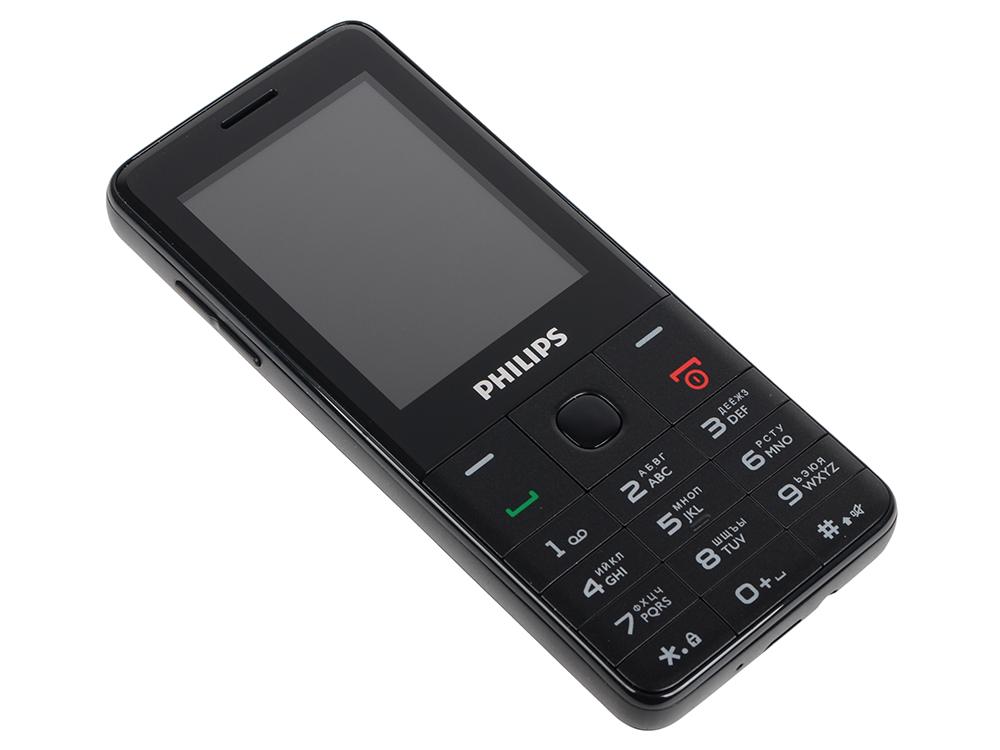 E116 мобильный телефон philips e116 черный