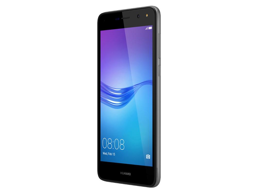 Смартфон Huawei Y5 2017 серый 5 16 Гб LTE Wi-Fi GPS 3G MYA-U29 51050NFF смартфон asus zenfone live zb501kl золотистый 5 32 гб lte wi fi gps 3g 90ak0072 m00140