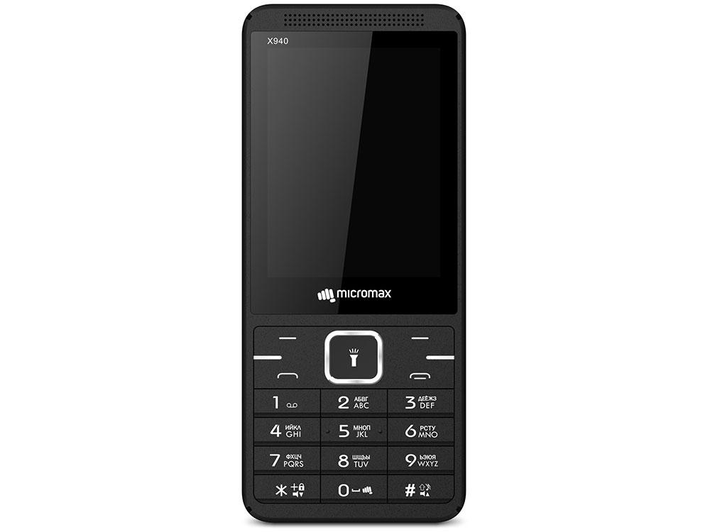 X940 micromax x940 черный