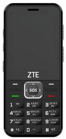 Мобильный телефон ZTE N1 черный 2.4
