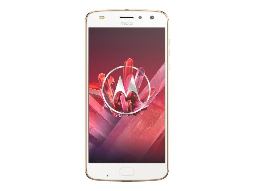 купить KIT Смартфон Motorola MOTO Z2 Play  XT1710 Fine Gold + WoodPanel ASMCAPCHAHEU, 5.5