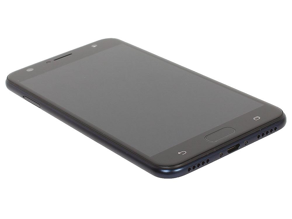 Смартфон Asus Zenfone 4 Selfie ZD553KL Black (ZD553KL-5A102RU) Snapdragon 430 (1.4)/4GB/64GB/MicroSD/5.5(1280x720)/Dual sim/LTE/GPS/Cam20Mp+8Mp/3000mAh/Android 7.0 смартфон asus zenfone zoom 3 ze553kl 64gb