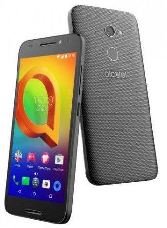 Смартфон Alcatel A3 PLUS 5011A 16Gb черный моноблок 3G 2Sim 5.5
