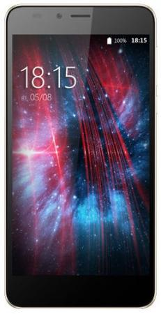 Смартфон BQ-5510 Strike Power Max 4G (Mint Gray) MediaTek MT6737 (1.3)/1GB/8GB/5.5 1280х720 IPS/4G LTE/2Sim/13Mp, 8 Mp Cam/Android 7.0 bq 2427 boom l gray