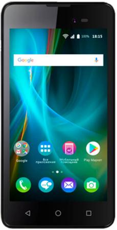 Смартфон BQ-5035 Velvetl (Black) MediaTek MT6580 (1.3)/1GB/8GB/5.0
