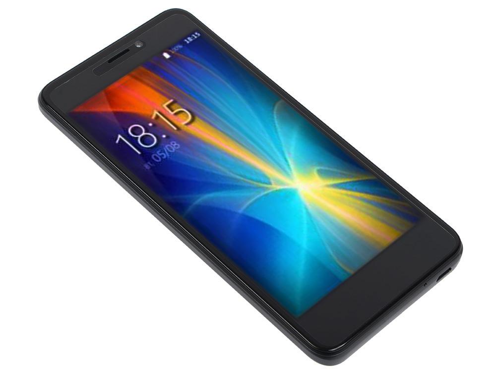 Смартфон BQ-5037 Strike Power 4G (Grey) Qualcomm Snapdragon 210 (1.1)/1GB/8GB/5.0 1280х720 IPS/4G LTE/2Sim/13Mp, 5Mp Cam/Android 6.0 смартфон bq mobile bq 5059 strike power grey matt