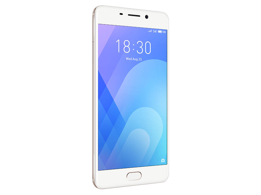 Смартфон Meizu M6 Note Gold, M721H, 5.5'' 1920x1080, 2.0GHz, 8 Core, 3/16GB, up to 128GB, 12Mp/5Mp, 2 Sim, 2G, 3G, LTE, BT, Wi-Fi, GPS, Glonass, 4000m смартфон meizu m5 note m621h 16gb серый