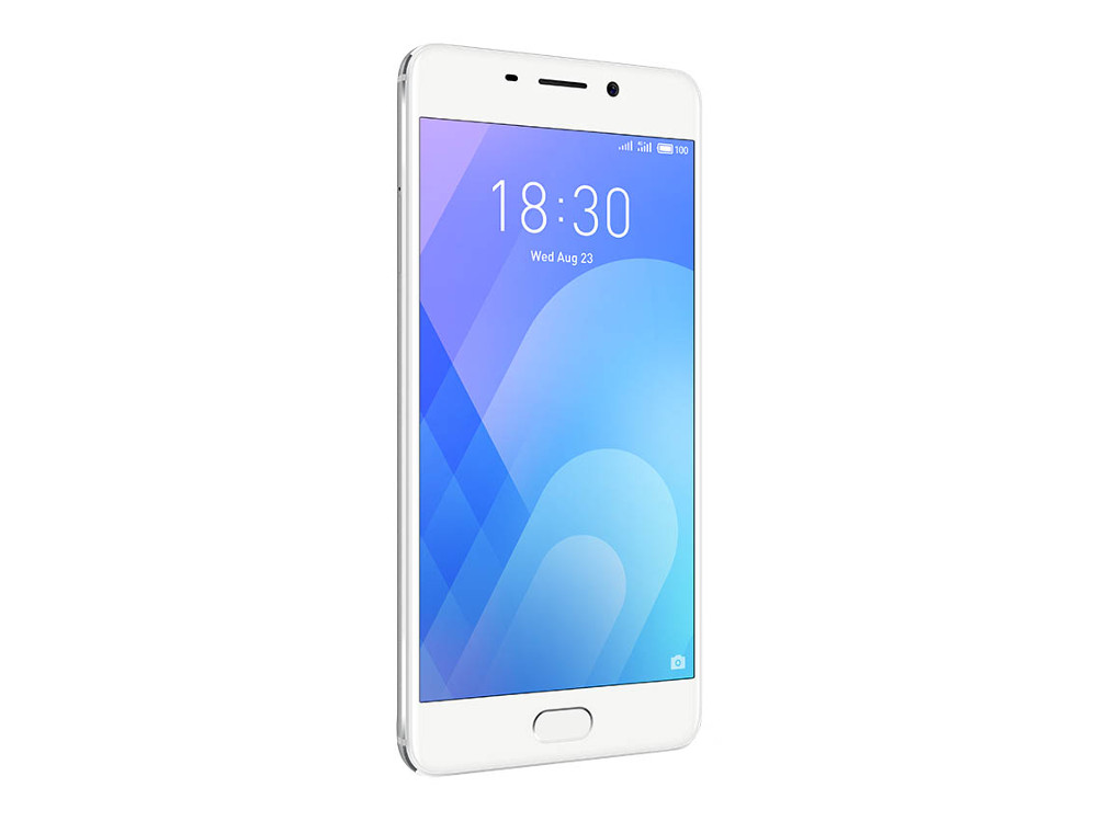 Смартфон Meizu M6 Note (M721H_64GB_Silver) Snapdragon 625 (2.0) / 4Gb / 64Gb / 5.5 1920x1080 / 2SIM / 3G / 4G LTE / 12Mp+5Mp, 16Mp Cam / Android 7.1 (Silver) xiaomi redmi 5 plus 5 99 дюймовый 4g lte смартфон 18 9 full screen 4gb 64gb 12 0mp cam qualcomm snapdragon 625 octa core