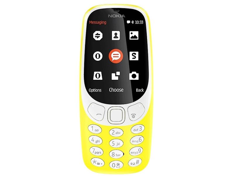 TA-1030 nokia 3310 ta 1030 желтый смартфон