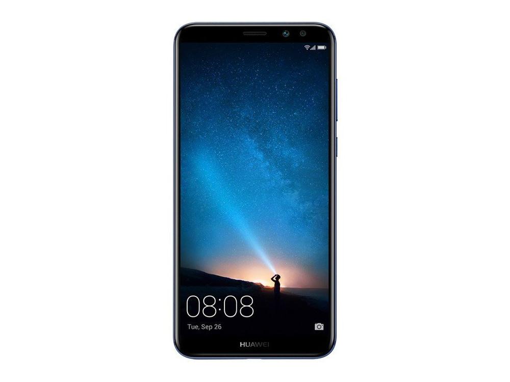 Смартфон Huawei Nova 2I Blue HiSilicon Kirin 659 (2.34)/4GB/64GB/5.93 (2160x1080)/3G/4G LTE/16Mp+2Mp,13Mp+2Mp Cam/BT/Android 7.0 (51091YGA) смартфон huawei p10 64gb lte blue vtr l29