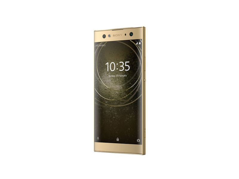 Смартфон Sony Xperia XA2 Ultra Dual (H4213) Gold Snapdragon 630 (2.2)/4GB/32GB/6 (1920x1080)/3G/4G LTE/23Mp,16Mp+8Mp Cam/BT/Android 8.0 (1312-7474) смартфон sony xperia xa ultra lime gold android 6 0 marshmallow mt6755 2000mhz 6 0 1920x1080 3072mb 16gb 4g lte [f3211lime gold]