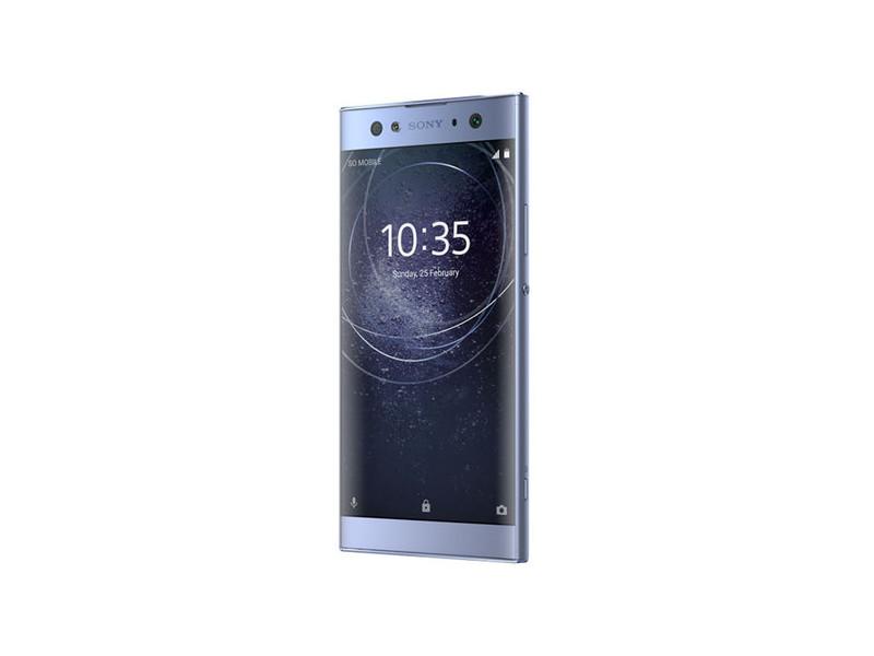 Смартфон Sony Xperia XA2 Ultra Dual (H4213) Blue Snapdragon 630 (2.2)/4GB/32GB/6 (1920x1080)/3G/4G LTE/23Mp,16Mp+8Mp Cam/BT/Android 8.0 (1312-7476) смартфон sony xperia xa1 ultra dual