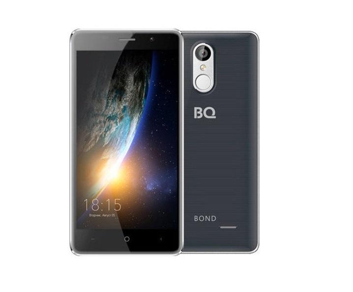 Смартфон BQ 5022 Bond Dark-grey MediaTek MTK6580A (1.3)/8 Gb/1 Gb/5