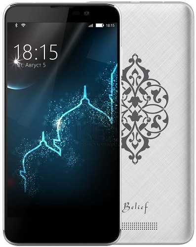 Смартфон BQ 5071 Belief Silver MediaTek MT6580 (1.3)/8 Gb/1 Gb/5