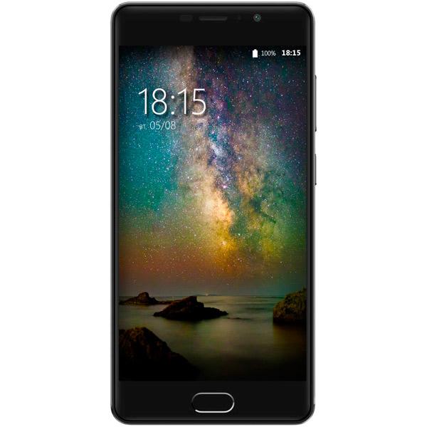 Смартфон BQ 5201 Space Black MediaTek MT6753 (1.3)/32 Gb/3 Gb/5,2 (1280x720)/DualSim/3G/4G/BT/Android 7.0 оригинальный huawei enjoy 7 plus 4gb ram 64gb rom 5 5 дюймов 4g lte мобильный телефон msm8940 восьмиядерный android 7 0