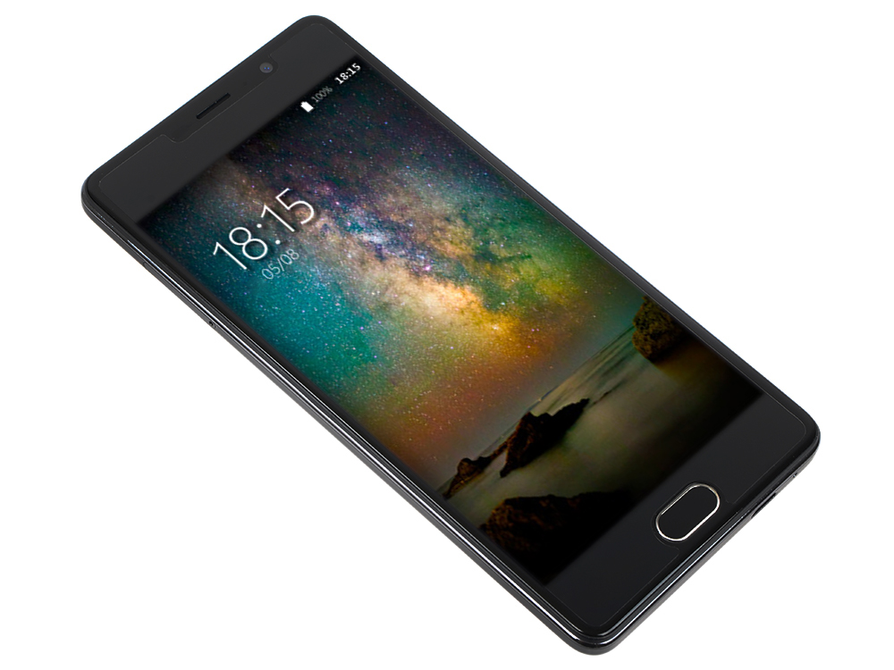 Смартфон BQ 5201 Space Black MediaTek MT6753 (1.3)/32 Gb/3 Gb/5,2 (1280x720)/DualSim/3G/4G/BT/Android 7.0 смартфон bqs 5050 strike selfie silver mediatek mt6580 1 3 8 gb 1 gb 5 1280x720 dualsim 3g bt android 6 0