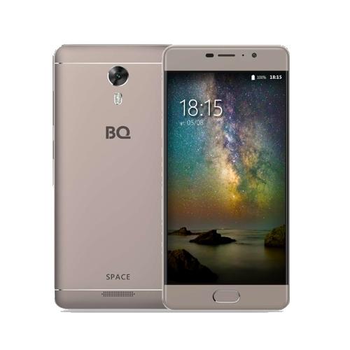 Смартфон BQ 5201 Space Grey MediaTek MT6753 (1.3)/32 Gb/3 Gb/5,2 (1280x720)/DualSim/3G/4G/BT/Android 7.0 bq 5201 space gold