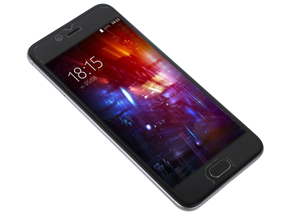Смартфон BQ 5203 Vision Grey MediaTek MT6737T (1.5)/16 Gb/3 Gb/5,2 (1280x720)/DualSim/3G/4G/BT/Android 7.0