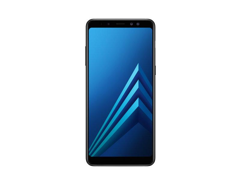 Смартфон Samsung Galaxy A8 (2018) SM-A530F Exynos 7885 (2.2)/4GB/32GB/6 2220x1080/16Mp, 16Mp+8Mp/4G LTE/2Sim/Android 7.1 (Black) (SM-A730FZKDSER) смартфон samsung galaxy s8 64gb sm g955fz maple gold android 7 0 nougat exynos 8895 2300mhz 6 2 2960х1440 4096mb 64gb 4g lte [sm g955fzddser]