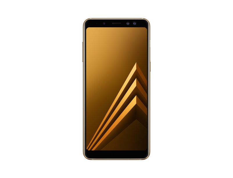 Смартфон Samsung Galaxy A8 (2018) Black SM-A530F Exynos 7885 (2.2)/4GB/32GB/5.6 2220x1080/16Mp, 16Mp+8Mp/4G LTE/2Sim/Android 7.1 (SM-A530FZKDSER) смартфон fly fs512 nimbus 10 4g lte 8gb black
