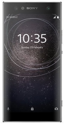 Смартфон Sony Xperia XA2 Ultra Dual (H4213) Black Qualcomm Snapdragon 630/4Гб/32 Гб/6 (1920x1080)/3G/4G/BT/Android 8.0 hot sale mini universal 360 suction cup mobile vehicle support car windshield mount holder bracket for iphone 6 5 4 phones note